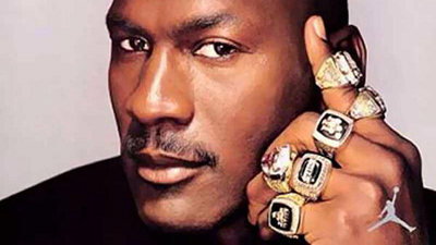 "67e723a4480 Michael Jordan is Forbes ""Rookie of the Year"""
